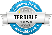 customerservicehelpline.co.uk Rating