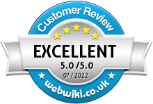 websiteupdaters.co.uk Rating