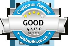 glitzyangel.co.uk Rating