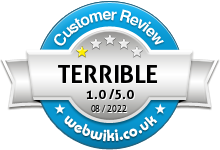 tigerworksbar.co.uk Rating